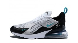Nike Air Max 270 Teal White Dusty Cactus белые