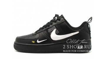 Кроссовки Мужские Nike Air Force Low LV8 Utility Black