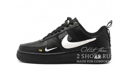 Nike Air Force 1 Low LV8 Utility Black