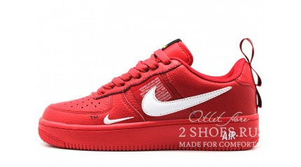 Nike Air Force 1 Low LV8 Utility Red