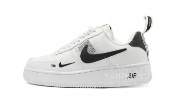 Кроссовки Мужские Nike Air Force Low LV8 Utility White