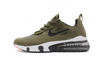 Nike Air Max 270 React Element Olive Green