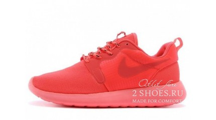 Nike Roshe Run Hyperfuse (HYP) Laser Crimson Red October