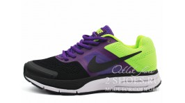 Nike Pegasus 30 Black Purple Green разноцветные