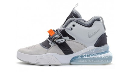 Nike Air Force 270 Wolf Grey Sail