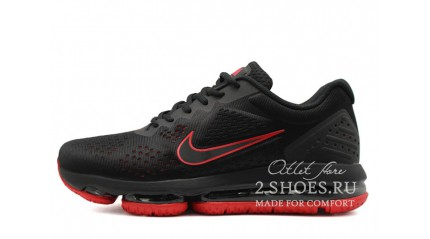 Nike Air Max 2019 Black Red