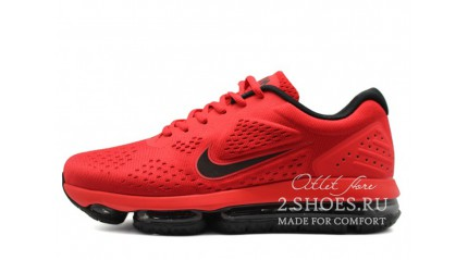 Nike Air Max 2019 Red Black