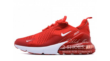 Nike Air Max 270 Red Full
