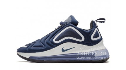 Nike Air Max 720 Blue White