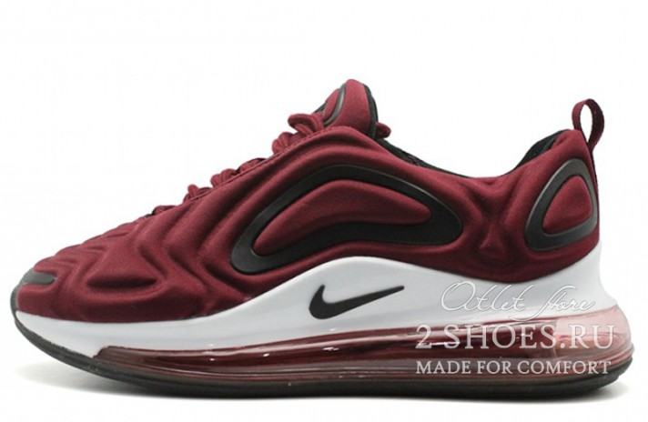 Кроссовки Nike Air Max 720 Maroon Red