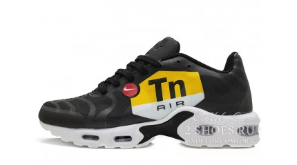 Nike Air Max TN Plus NS GPX Big Logo Black White