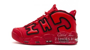 Кроссовки Мужские Nike Air More Uptempo 96 Chicago Red