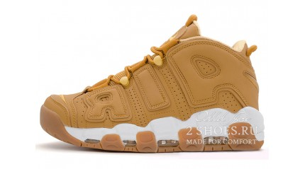 Nike Air More Uptempo 96 Wheat Flax