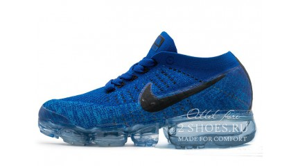 Nike Air VaporMax Flyknit Blue
