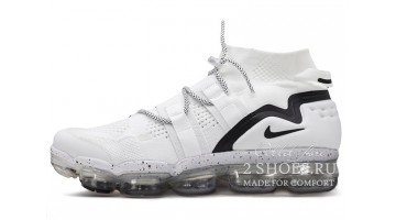 Кроссовки Мужские Nike Air VaporMax Utility White Black