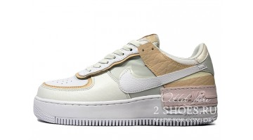 Кроссовки Женские Nike Air Force 1 Low Shadow White Spruce Aura