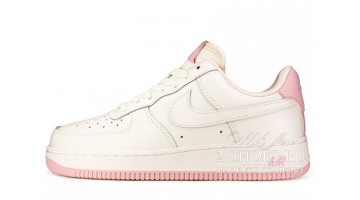 Кроссовки Женские Nike Air Force 1 White Iced Lilac Pink