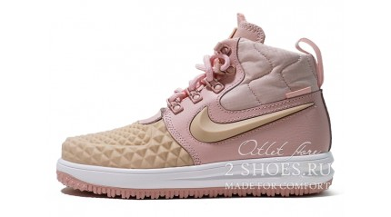 Nike Lunar Force 1 DUCKBOOT 17 Particle Pink