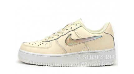 Nike Air Force 1 07 Se Premium Jelly Puff White Guava Ice