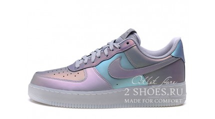 Nike Air Force 1 07 LV8 Iridescent Anthracite Stealth