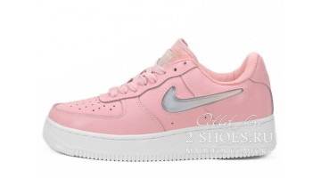 Кроссовки Женские Nike Air Force 1 07 Se Prm Pink Plum Chalk