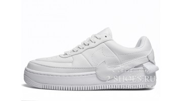 Кроссовки женские Nike Air Force 1 Jester XX Triple White