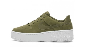 Кроссовки Женские Nike Air Force 1 Low Sage Trooper Phantom
