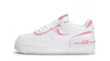 Кроссовки Женские Nike Air Force 1 Low Shadow Magic Flamingo