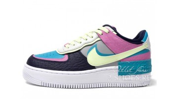 Кроссовки Женские Nike Air Force 1 Low Shadow Smoke Grey