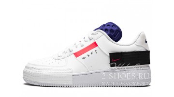 Кроссовки женские Nike Air Force 1 Type N354 Summit White