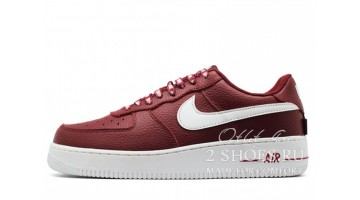 Кроссовки Мужские Nike Air Force Low LV8 NBA Pack Wine