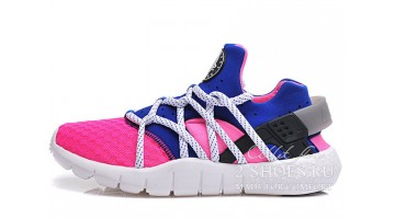 Кроссовки женские Nike Air Huarache NM Pink Game Royal