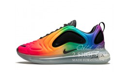 Nike Air Max 720 Be True Pride разноцветные