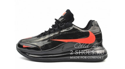 Nike Air Max 720 Heron Preston Black Orange