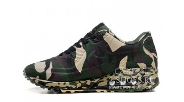 Кроссовки мужские Nike Air Max 90 VT Camo Country Green