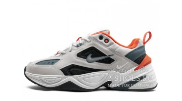 Кроссовки женские Nike M2K Tekno Light Bone Turf Orange