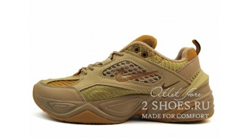 Кроссовки мужские Nike M2K Tekno SP Linen Ale Brown Wheat