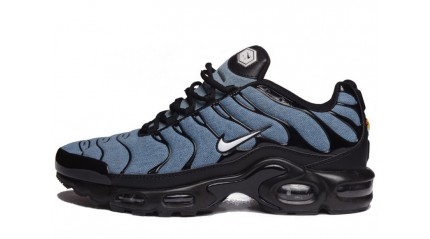 Air Max TN Plus КРОССОВКИ МУЖСКИЕ<br/> NIKE AIR MAX TN PLUS BABY BLUE DENIM BLACK