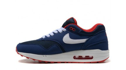 Nike Air Max 87 Dark Blue Red White