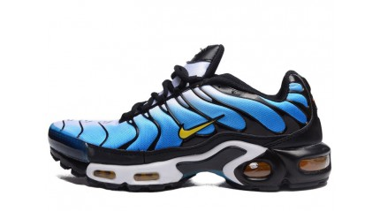 Air Max TN Plus КРОССОВКИ МУЖСКИЕ<br/> NIKE AIR MAX TN HYPER BLUE BLACK WHITE