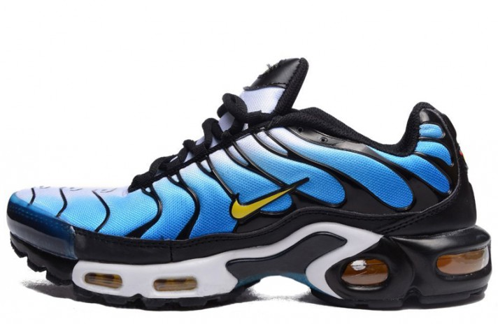 03e6e21a6eeb Купить Nike Air Max TN hyper Blue Black White - синие