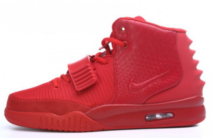 20214e37 Купить Nike Air Yeezy 2 Red October - красные