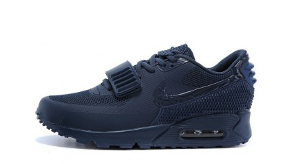 Air Max 90 КРОССОВКИ МУЖСКИЕ<br/> NIKE AIR MAX 90 YEEZY TURBID BLUE