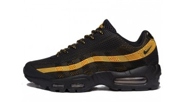 Кроссовки Мужские Nike Air Max 95 KPU Outdoor Black Gold
