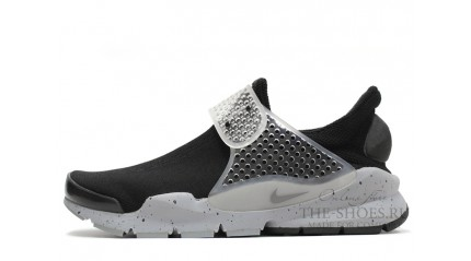 Sock Dart КРОССОВКИ МУЖСКИЕ<br/> NIKE SOCK DART SP BLACK WHITE