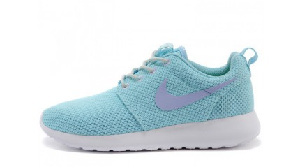 Roshe Run КРОССОВКИ ЖЕНСКИЕ<br/> NIKE ROSHE RUN BABY BLUE WHITE
