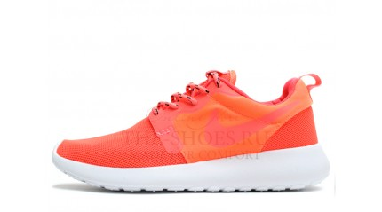 Roshe Run КРОССОВКИ ЖЕНСКИЕ<br/> NIKE ROSHE RUN HYPERFUSE RED WHITE