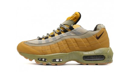 Nike Air Max 95 Bronze Bamboo Baroque Brown
