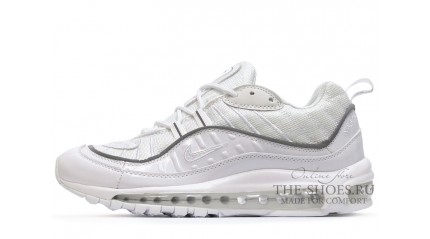 Air Max 97 КРОССОВКИ МУЖСКИЕ<br/> NIKE AIR MAX 97 SUPREME GLOSS PURE WHITE
