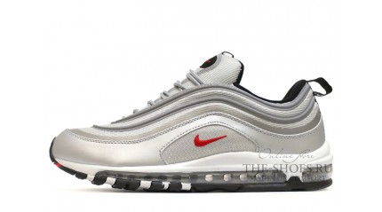 Air Max 97 КРОССОВКИ МУЖСКИЕ<br/> NIKE AIR MAX 97 SILVER STEEL GRAY